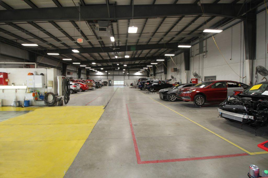 Apple Collision Center Locations | Auto Body Shop near Me